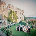 Yuki and Tokihiko - Special Italian castle in Italy