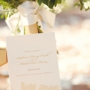 Italian wedding decorations and details